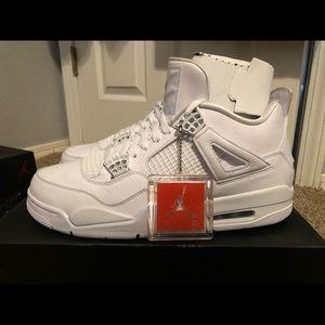 """Air Jordan 4 """"Pure Money"""" 11.5 9.9/10"""